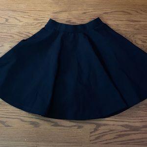 Black Lauren Conrad Skirt